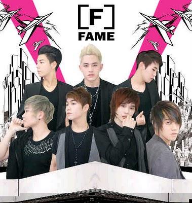 Foto Personil Fame, Download MP3 Fame 123456789 Video Klip 3GP, Nama Personel Fame Boyband, Profil Biodata Fame Lengkap