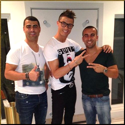 Cristiano Ronaldo Fashion
