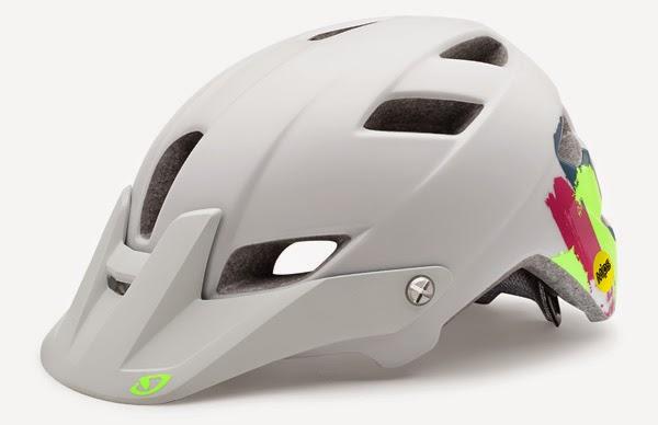 2015 Giro MIPS Feather White