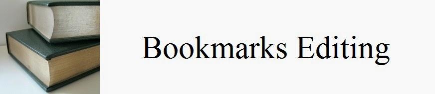 Bookmarks Editing