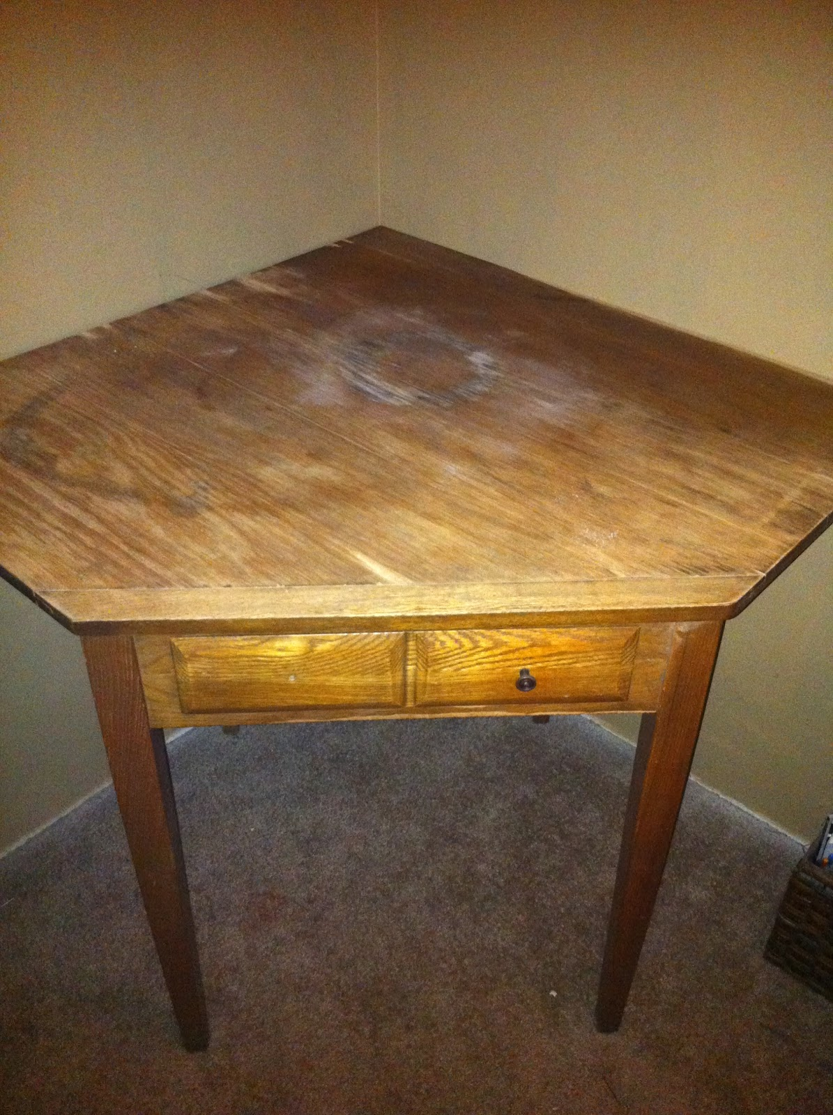 Vintage Bird Guest Blog Post Debbie 39 S Tips On Refinishing Wood Furniture