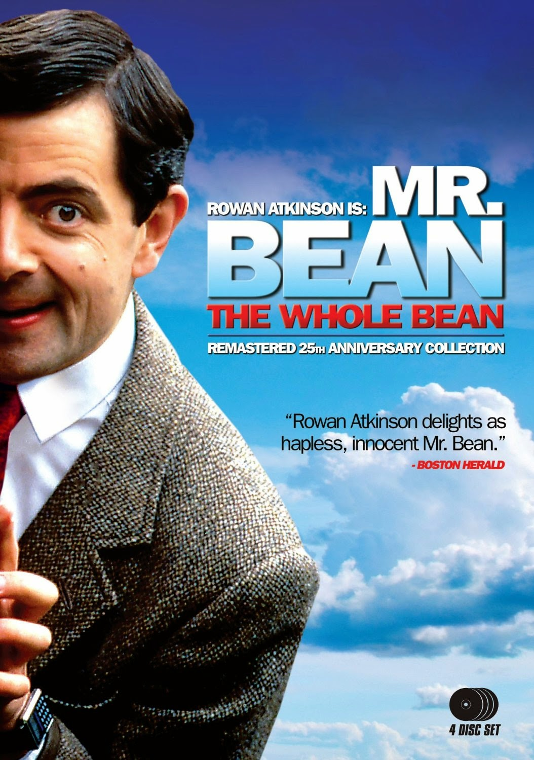 From the archive a british television blog dvd review mr bean dvd review mr bean the whole bean solutioingenieria Images