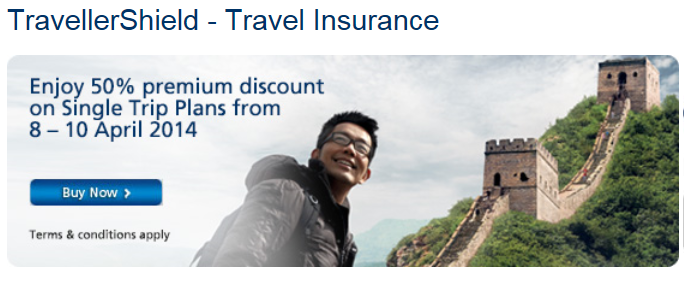 MSIG TravellerShield Travel Insurance