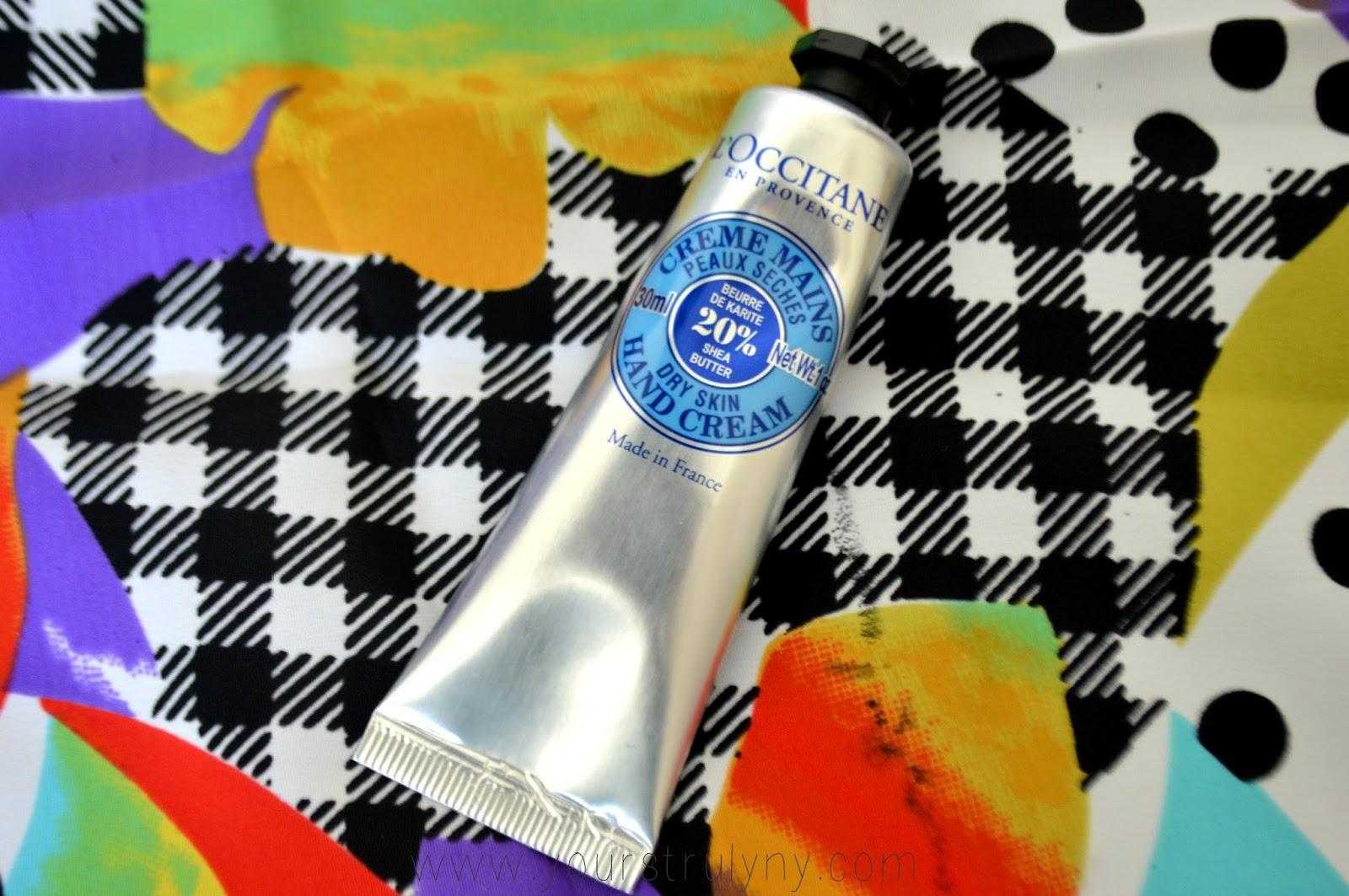 L'Occitane Dry Skin Hand Cream