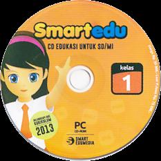 toko buku rahma: buku  SMARTEDU CD EDUKASI KURIKULUM 2013