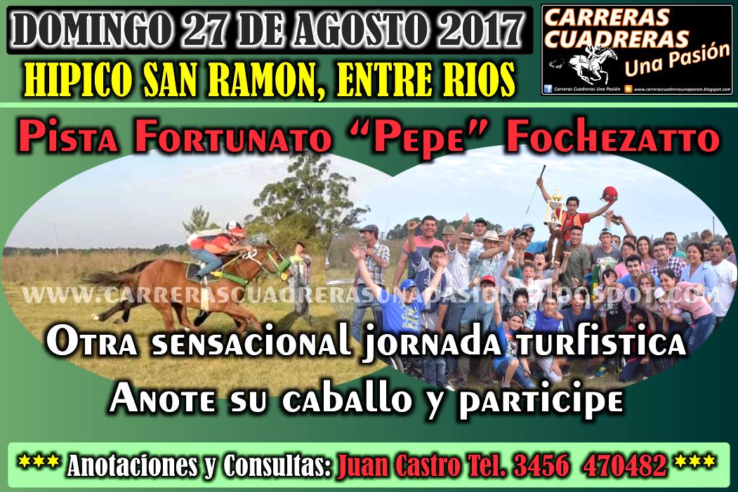 SAN RAMON - 27.08.2017