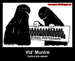 Lude slike, vidi, Munire