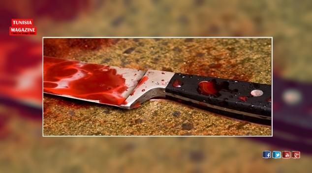 فظيع في السمران:يقتل والده طعنا بالسكين