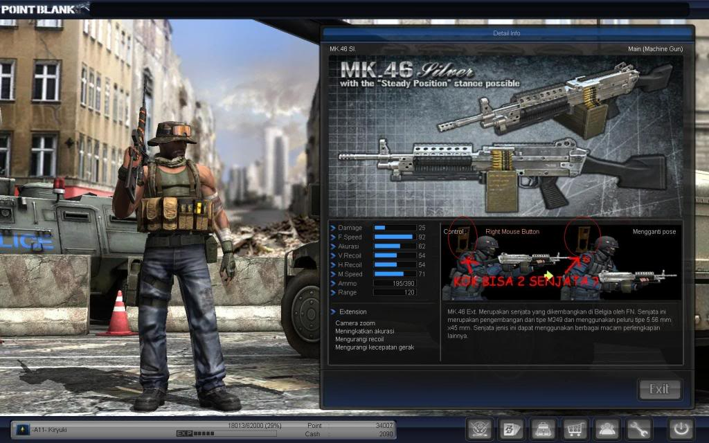 Free Download Point Blank Offline Version