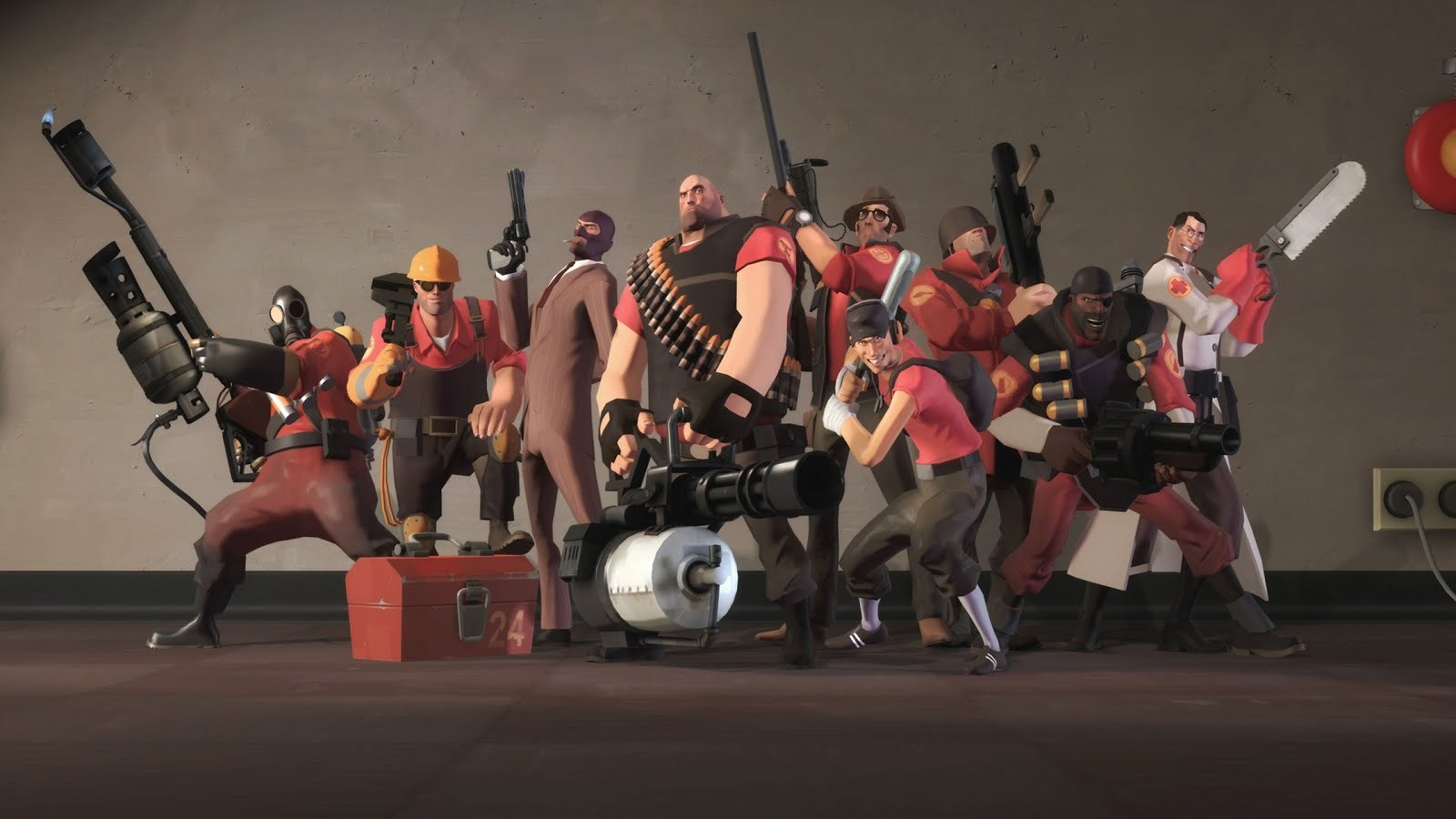 video game team fortress - photo #22