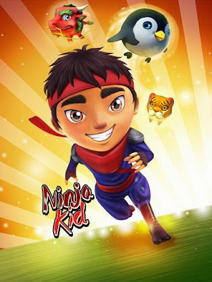 game ninja kid run apk
