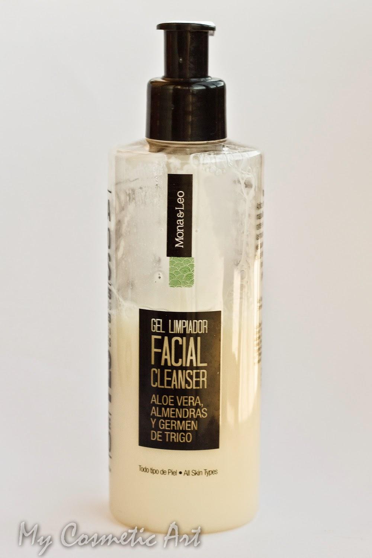 Limpiador facial de Mona&Leo