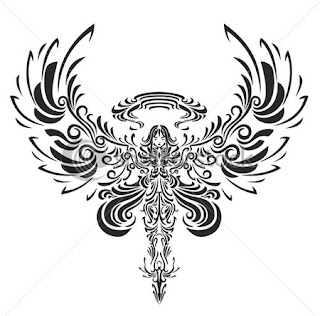 Butterfly Tattoos Designs moreover 10 additionally Tatts further Search in addition Paw Print Clip Art Other Animals03 Large. on baby angel tattoos for men