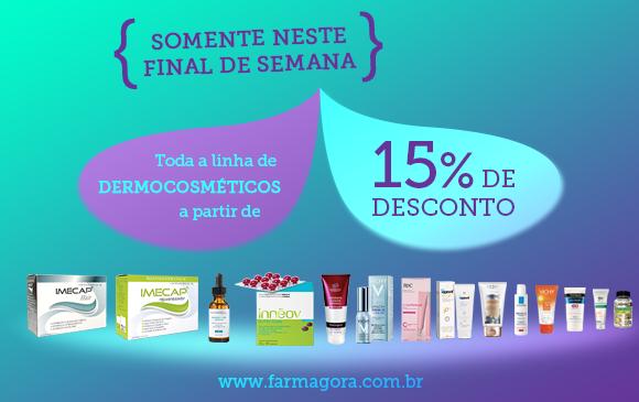 Promoção de Dermocosméticos