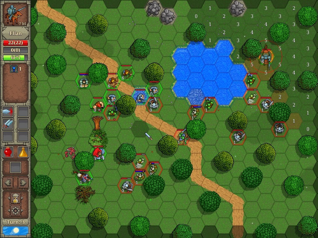 Drums of War Strategy Game Slitherine