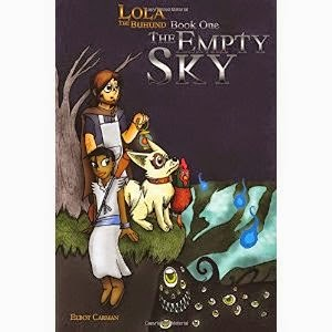 lola the buhund, the empty sky, buhund, best children's fantasy book series