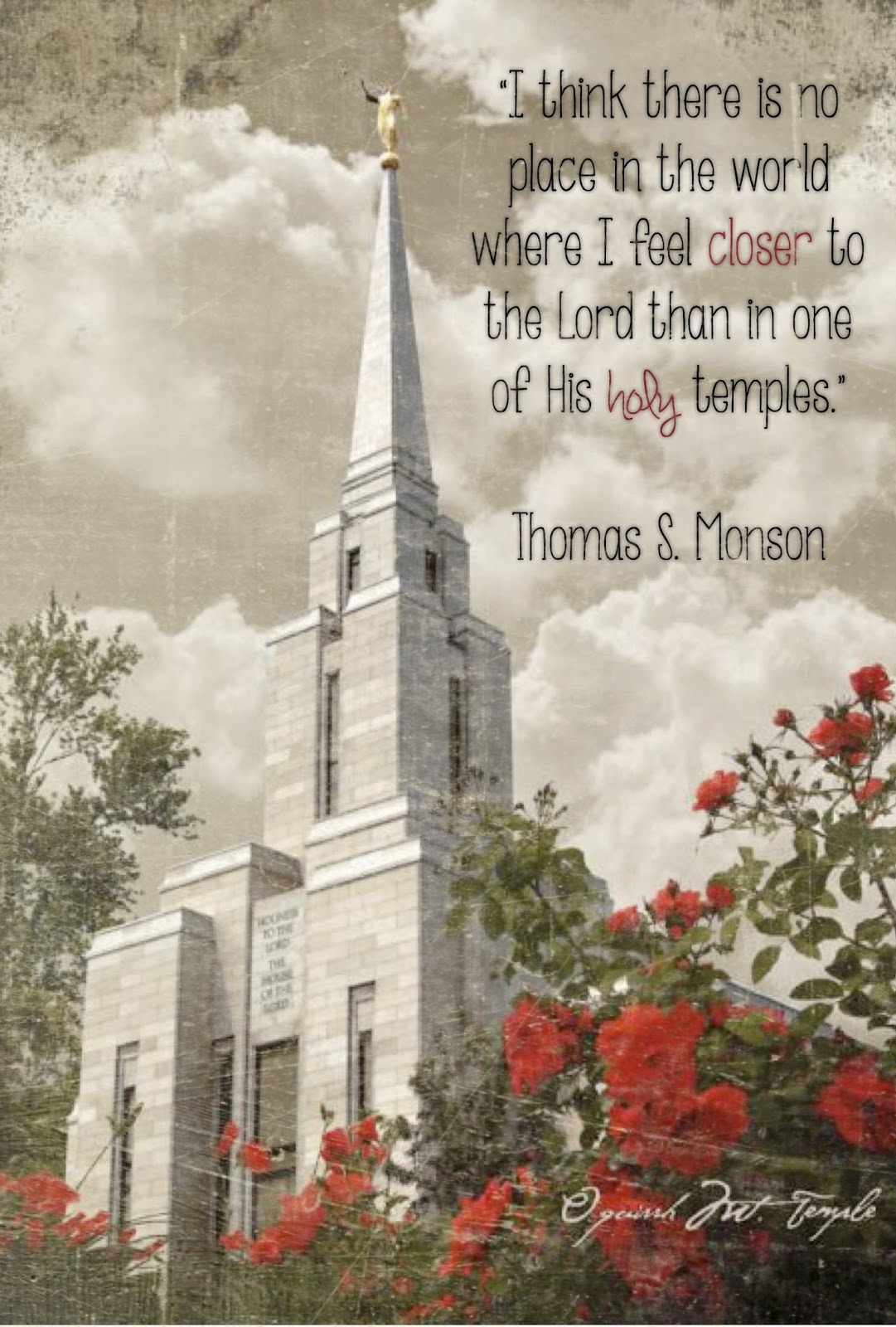 Mormon Quotes | Mormon Mom Planners Monthly Planner Weekly Planner Temple Quotes