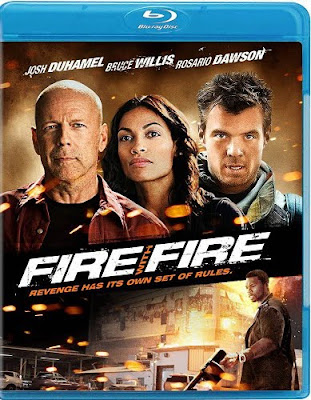 Filme Poster Fire with Fire BRRip XviD & RMVB Legendado