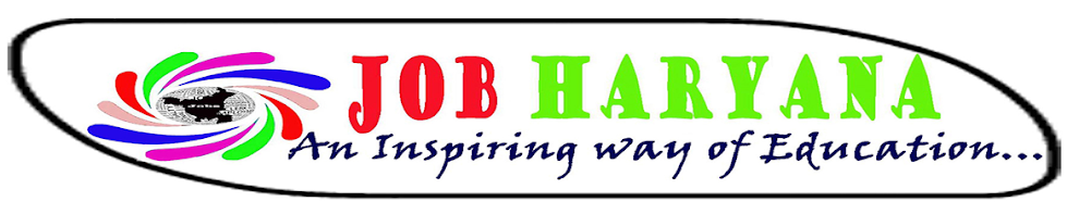 job in haryana sarkari naukri jobs free job alerts government jobs,freshers jobs,walkins,bank jobs