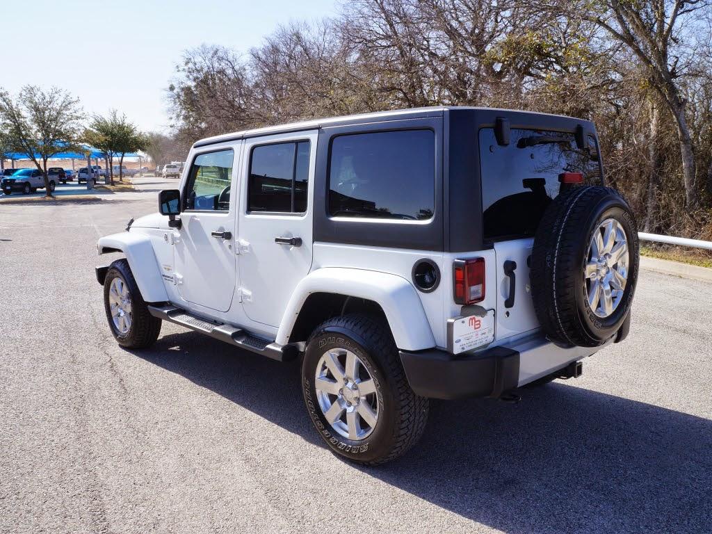... 243-9840 - $36,552 - 2013 Jeep Wrangler Unlimited Sahara SUV 14k miles
