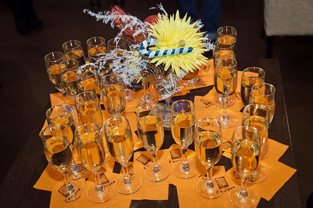 выставка, Тамбов, Галерея, Солотин, фотоотчет, шампанское, гости