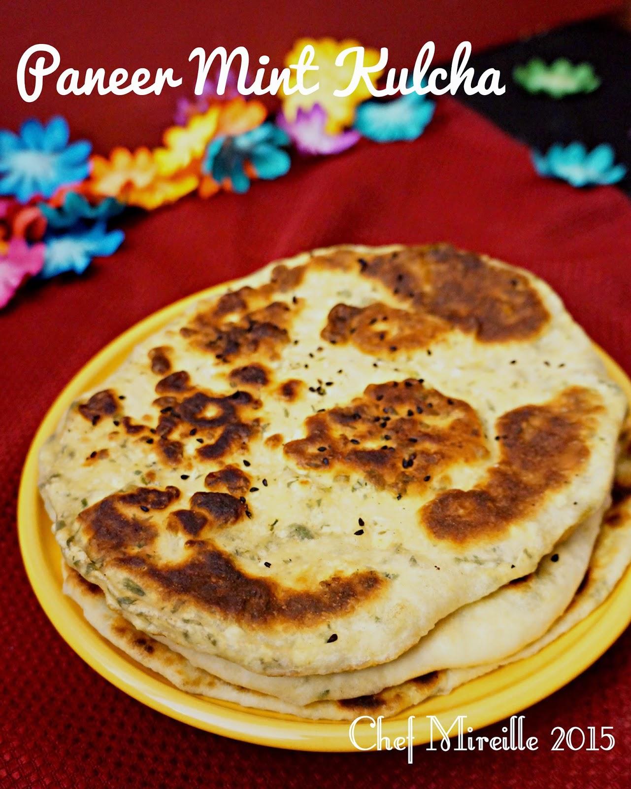 Flatbread, Indian Flatbread Recipe