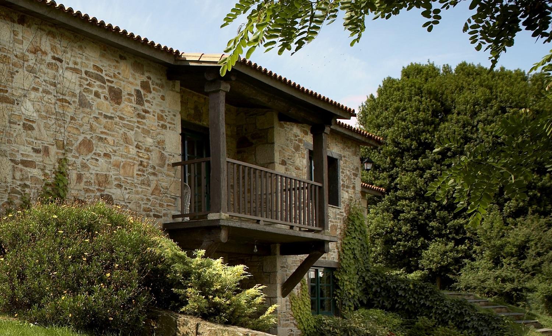 Construcciones r sticas gallegas desde mi balc n - Casas rusticas gallegas ...
