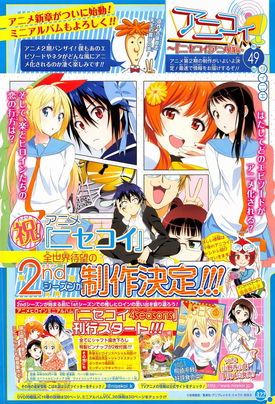 Komik nisekoi 141 - ketulusan 142 Indonesia nisekoi 141 - ketulusan Terbaru 1|Baca Manga Komik Indonesia|