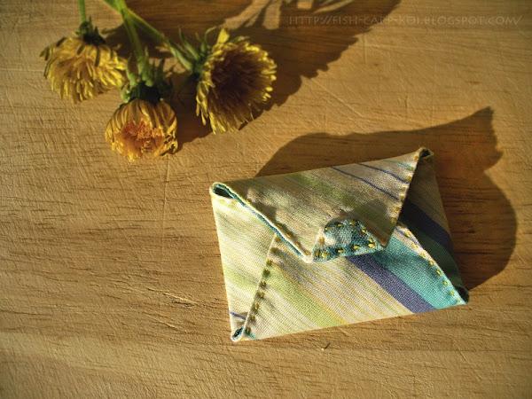 Игольница - конверт