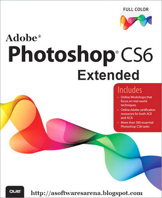 Adobe Photoshop CS6 Extended Download