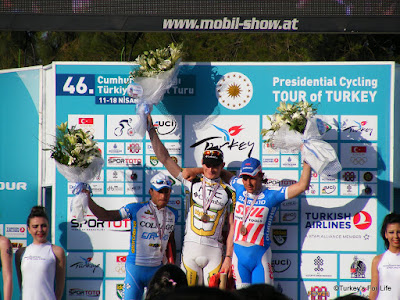 Tour of Turkey winners Fethiye leg