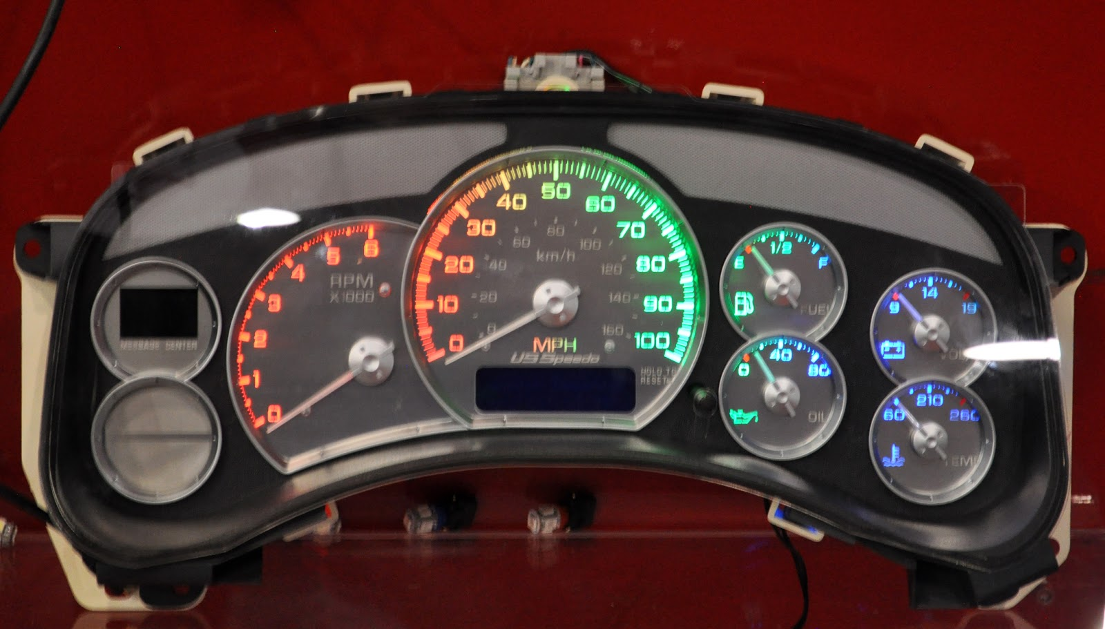 Just A Car Guy Us Speedo Has A Great Looking New Item