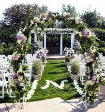 Green Outdoor Wedding Decoration Ideas