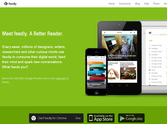 10 Best Alternatives To Google Reader
