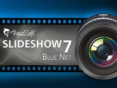 AquaSoft SlideShow 7 Blue Net 7.7.11.35343 Portable