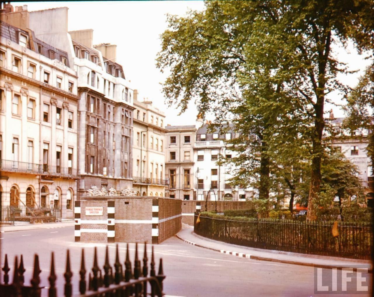 Лондон 1940 года