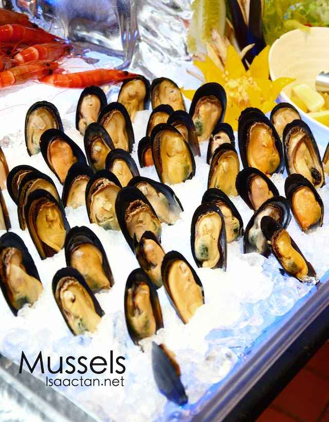 Mussels for the seafood lover in you