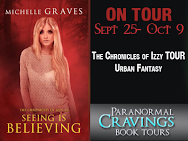 The Chronicles of Izzy Tour & Giveaway