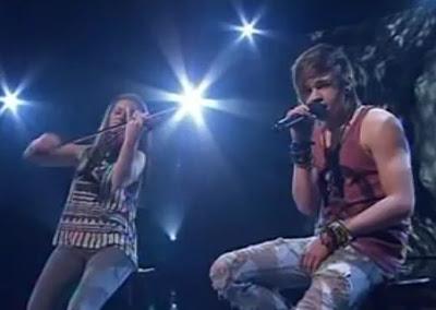 Reece Mastin X Factor