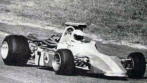 29 de setiembre, 1974 / JORGE BIANCHI GANABA EN LA MAF1, EN RAFAELA