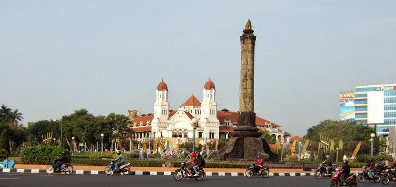 Napak Tilas Hotel dan Arsitektur Kuno Di Kota Tua Semarang