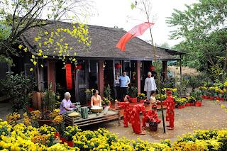 Vietnamese Tet (Lunar New Year)