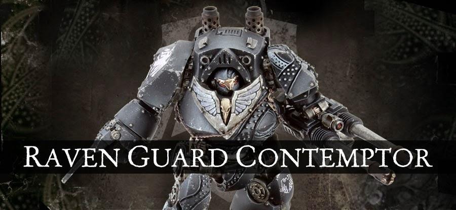 Raven Guard Contemptor