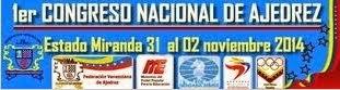 1ER CONGRESO DE AJEDREZ
