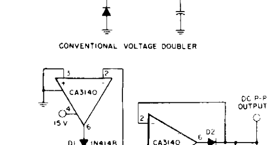 build a precision top to top ac dc converter wiring diagram schematic