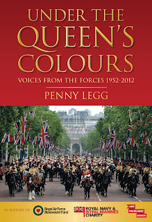 Under the Queen's Colours by Penny Legg