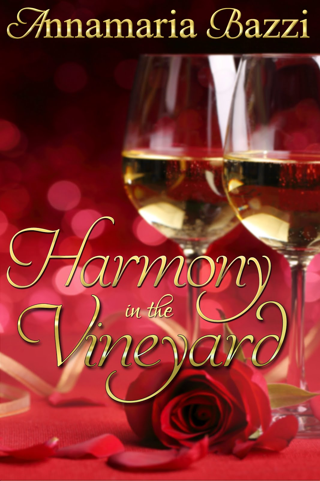 Harmony in the Vineyard by Annamaria Bazzi