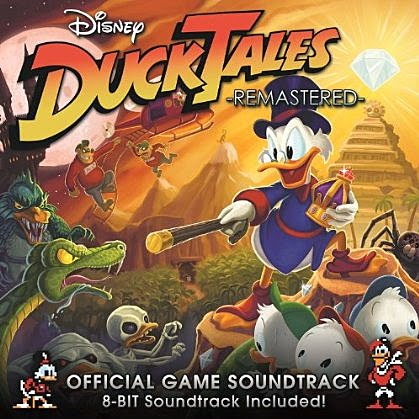 Ducktales Remastered Soundtrack Disney Scrooge iTunes