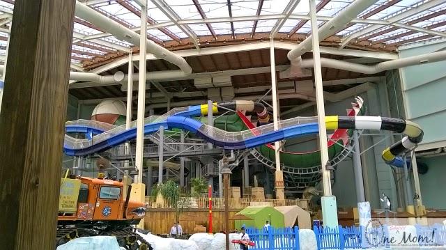 Inside Look New Camelback Lodge Aquatopia Indoor Waterpark Pocono Pennsylvania Family Travel Review One Savvy Mom