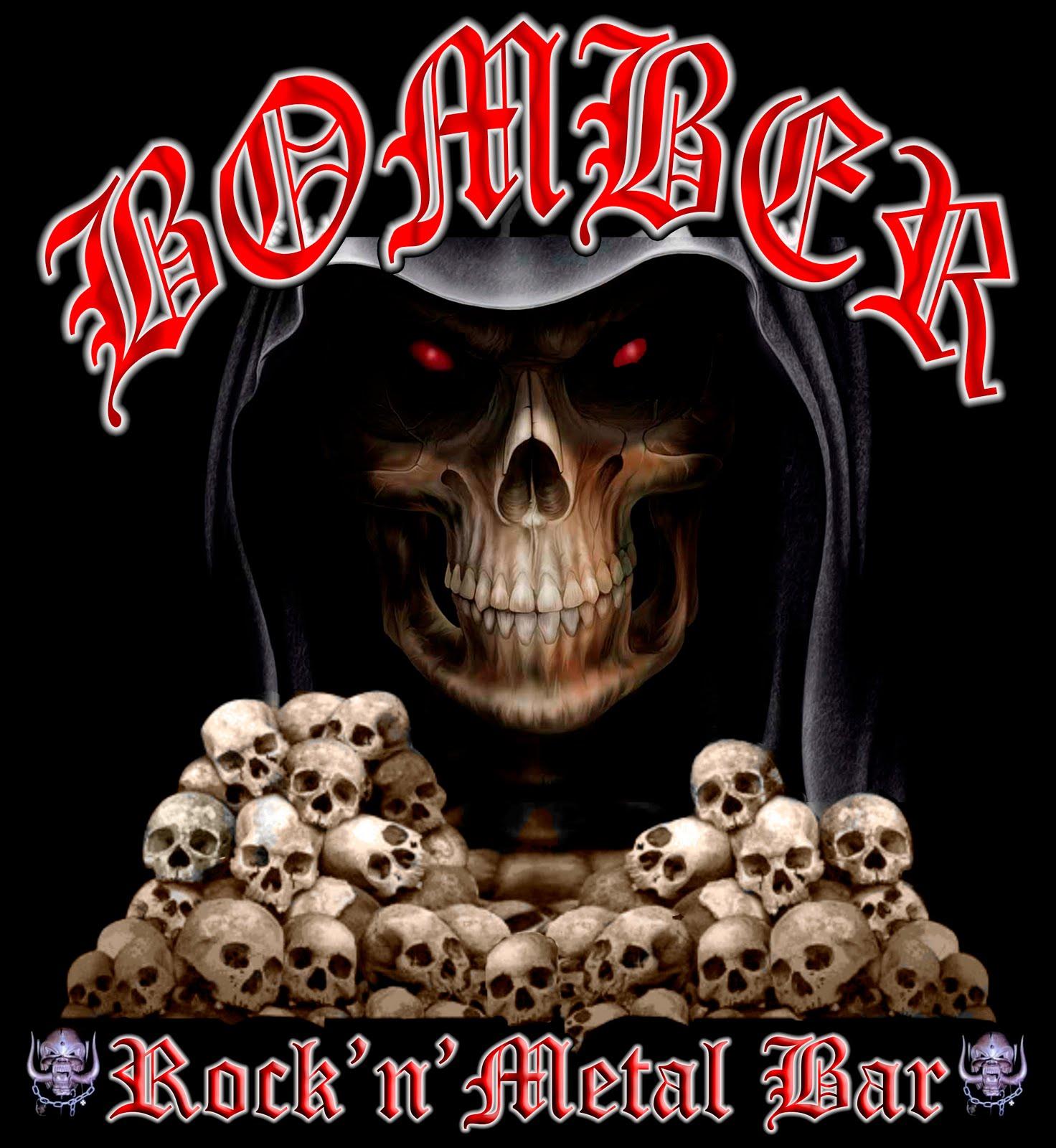 BOMBER Rock Bar